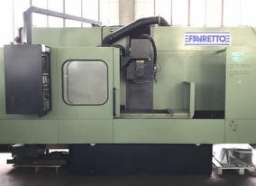 dealer Rectifieuse FAVRETTO MB 100 CNC utilisé